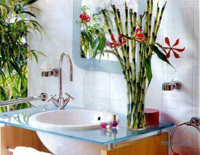 Цветы в ванну своими руками 81