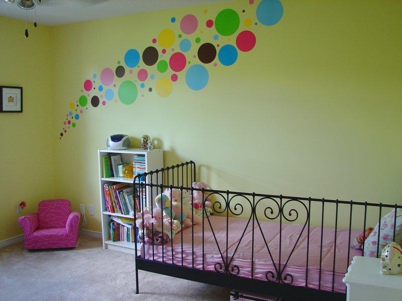 Как покрасить детскую: 70 фото, 7 советов по выбору цвета и типа