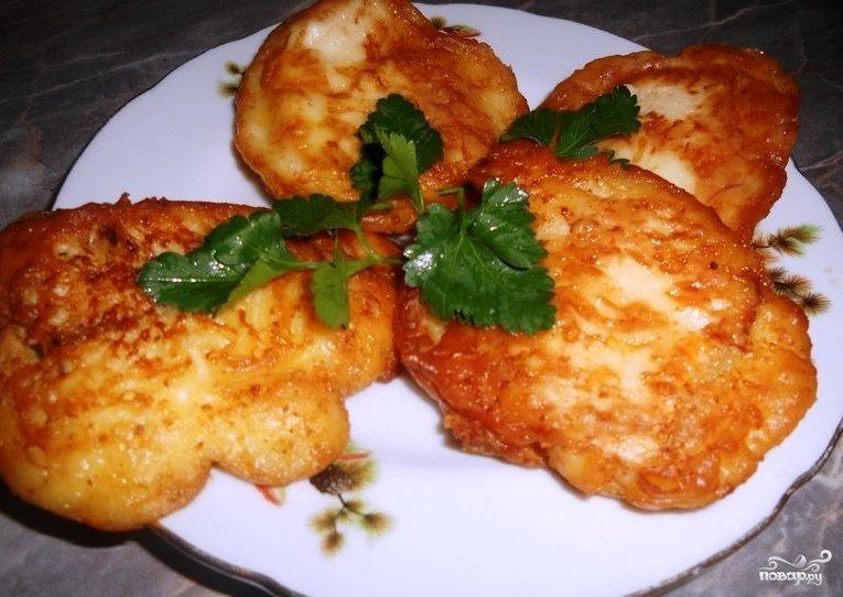 Пошаговый рецепт рыба в кляре