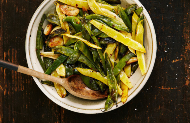 Рецепты фасоль с чесноком
