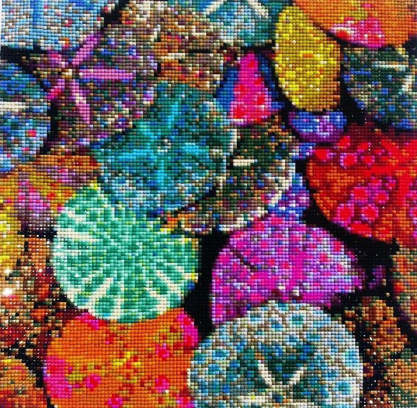 Алмазная вышивка яркие грани отзывы 18