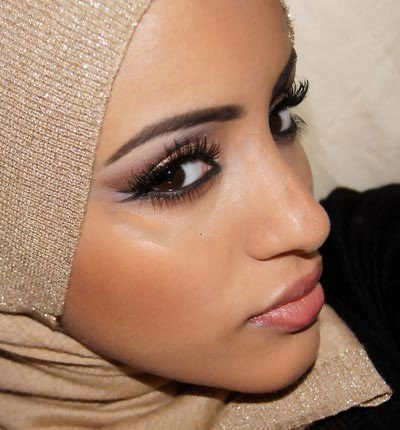 Фото макияжа арабской девушки