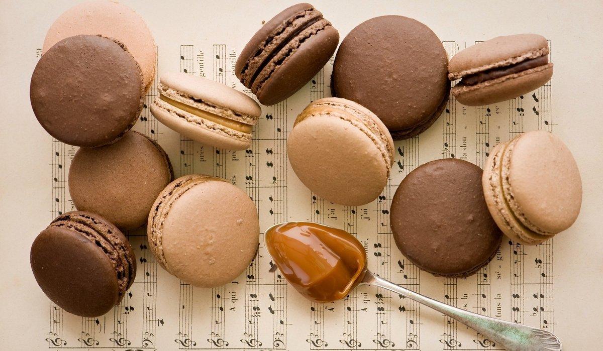 Рецепт macarons пошаговый рецепт