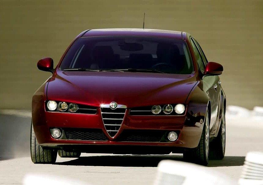 Alfa Romeo 159  № 701209 без смс