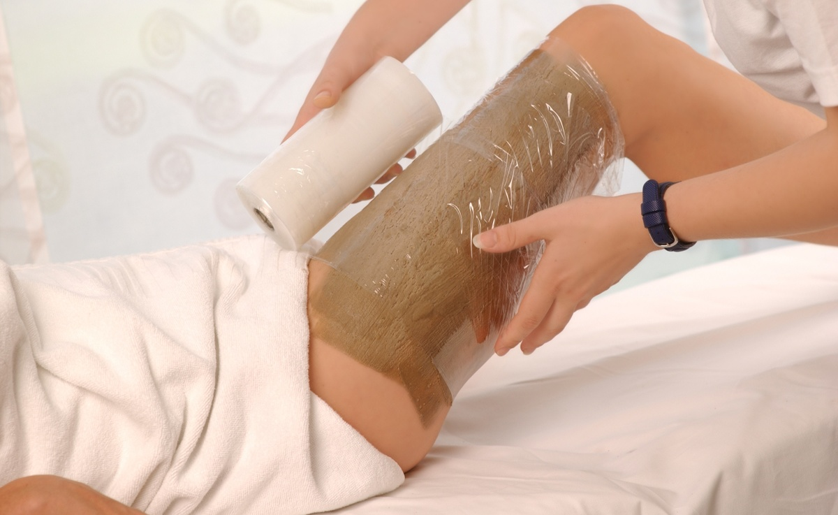 Лимфодренажное обертывание в домашних условиях рецепт
