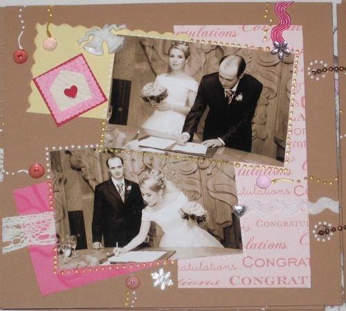 Свадебный альбом своими руками оформление фото