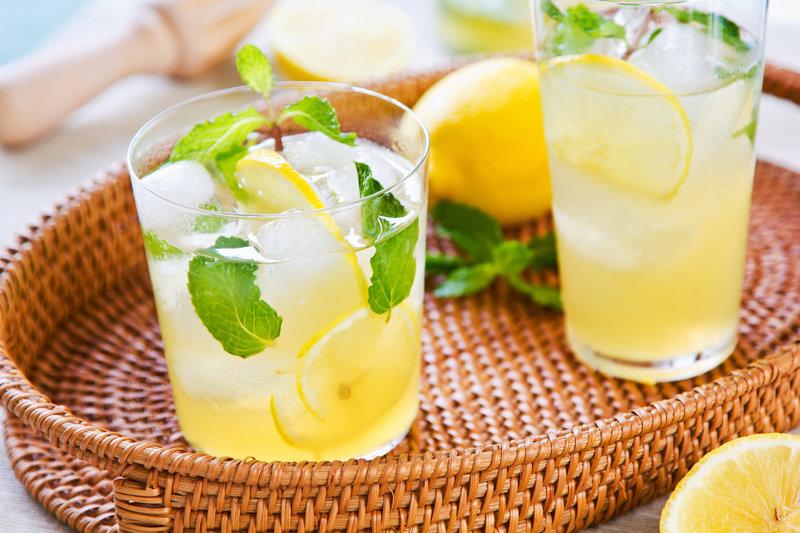 Как сделать лимонад из лимона книга