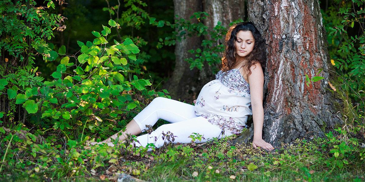 Как дольше проходить беременной 19