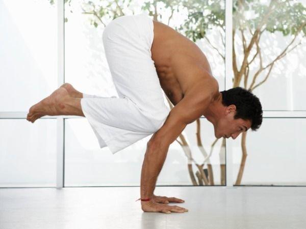 Йога для повышения потенции видео