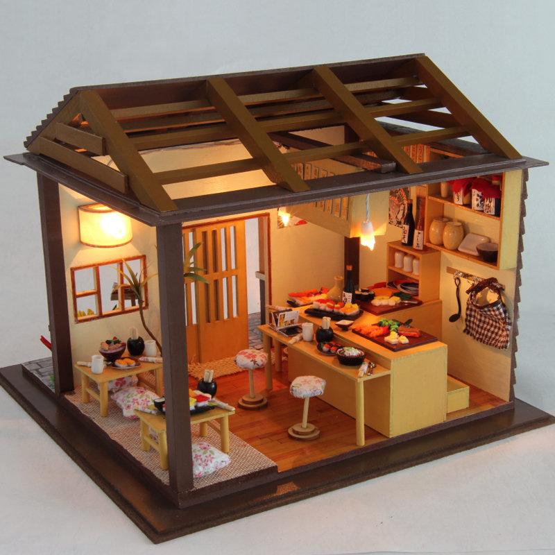 Как сделать мини-домик