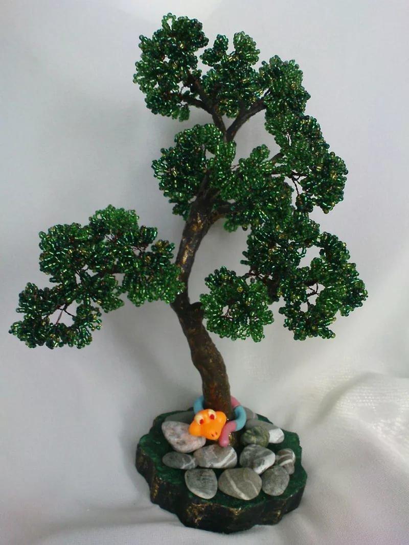 Деревья своими руками мастер класс фото
