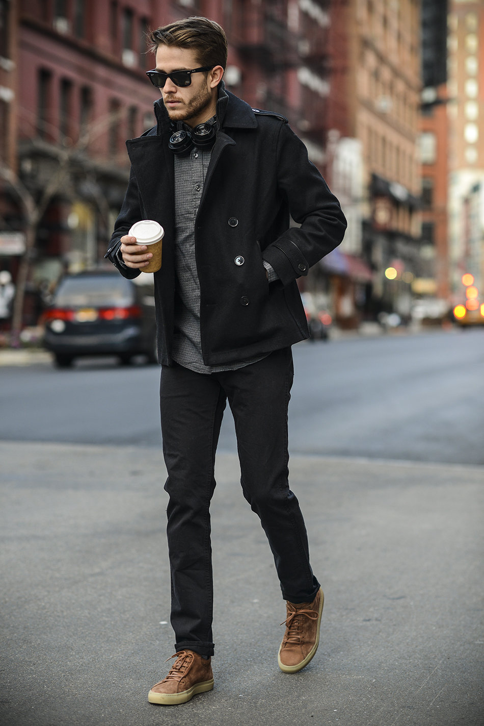 Black men clothing fashion 67