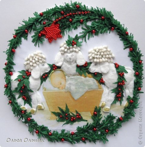429Поделки к рождеству христову своими руками в картинках