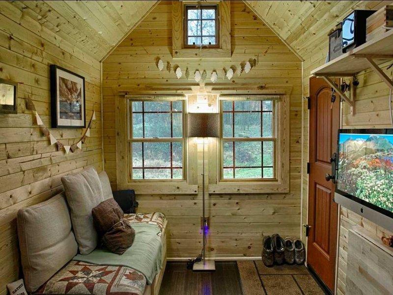 Идеи для маленького дома своими руками фото