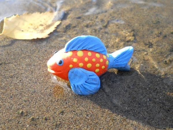 Пластилин для рыбы своими руками