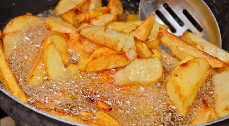 Картошка фри без фритюрницы как приготовить
