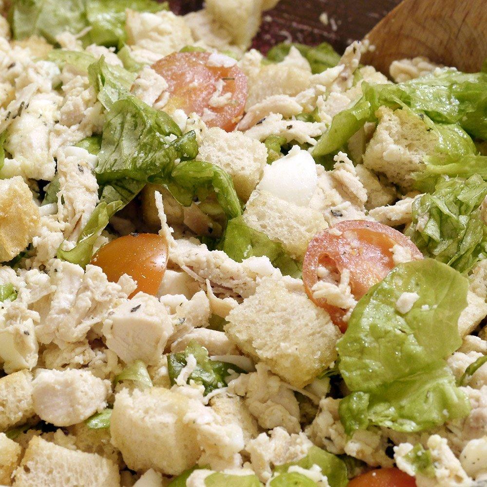 Цезарь салат своими руками 96