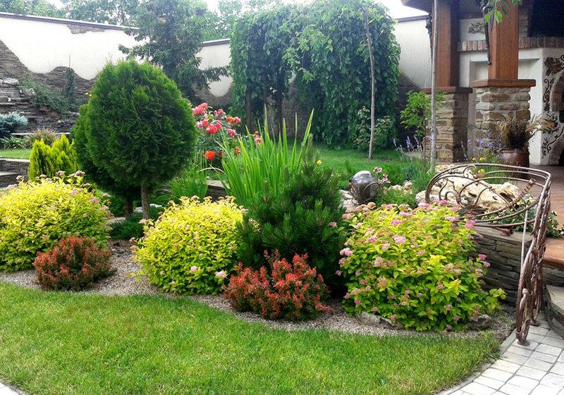 Создание сада в природном стиле своими руками на 6 сотках... - карточка от пользователя tsvetick.elena в Яндекс.Коллекциях