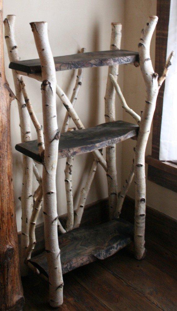 Мебель из березы своими руками 54