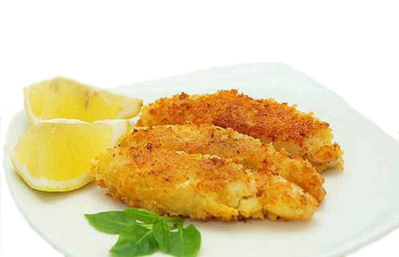рыба в кляре рецепт с фото в духовке