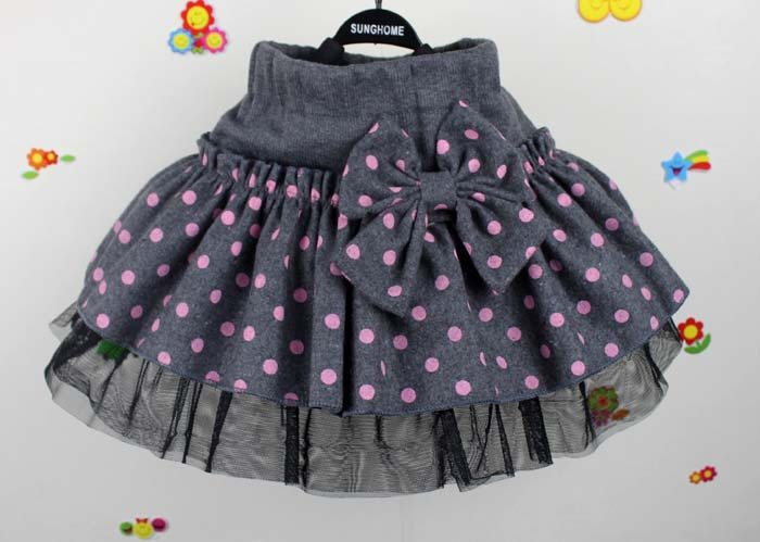 Сшить юбка с воланами на девочку 167