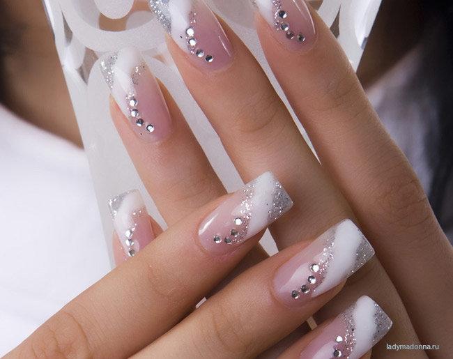 Нарощенные ногти красивые 2017