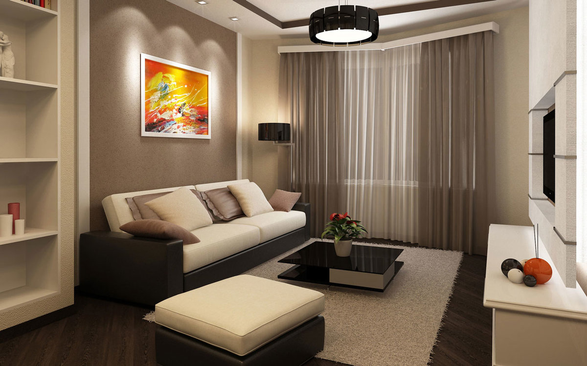 Ремонт однокомнатных квартир картинки