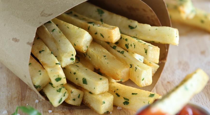 Картофель фри с рецепт пошагово 30