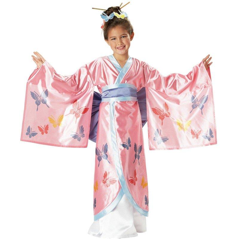 Японские костюмы своими руками