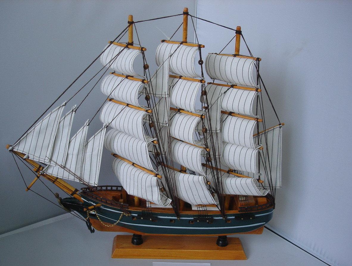 Как сделать парусный корабль из дерева своими руками 50