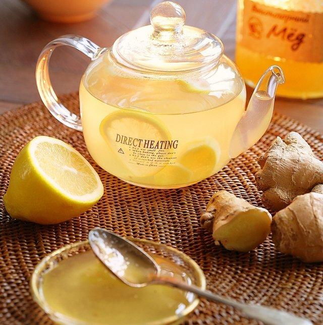 Как сделать имбирный чай при простуде