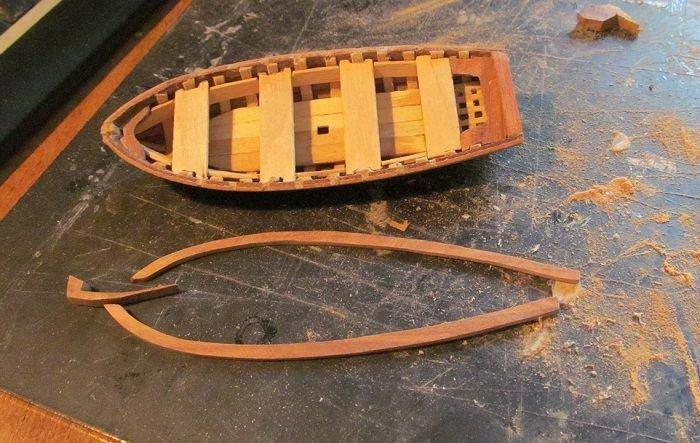 Самодельные корабли из дерева своими руками