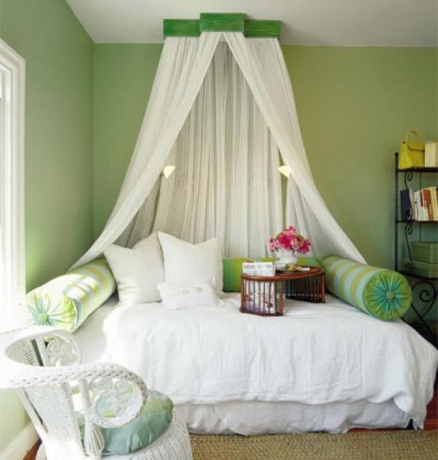 Как сделать спальню красивой своими руками