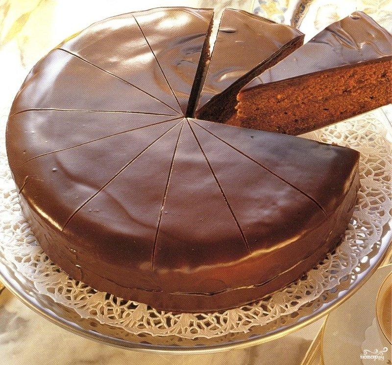 Классические рецепты тортов в домашних условиях