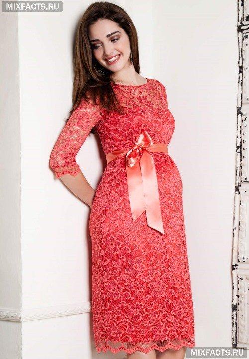 Фото красивые платья на беременных фото 85