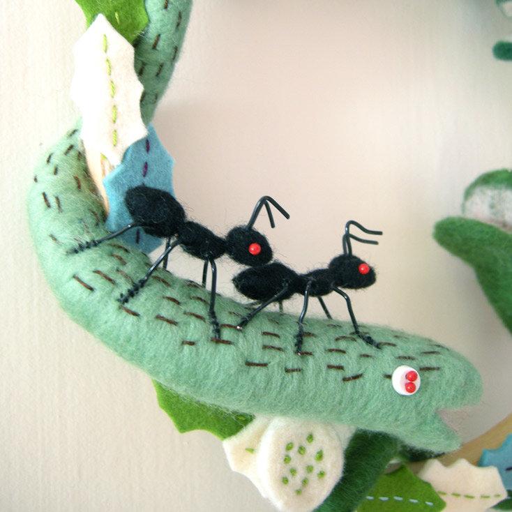 Фото муравейник своими руками