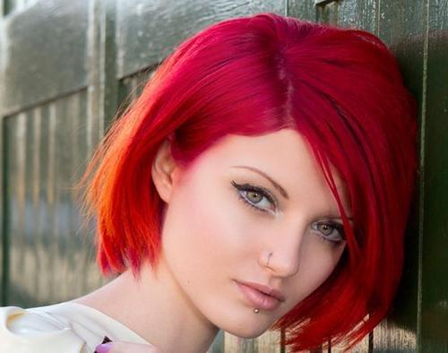 Как сделать красную краску для волос 72