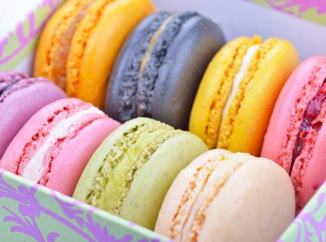 498Макарон рецепт печенье
