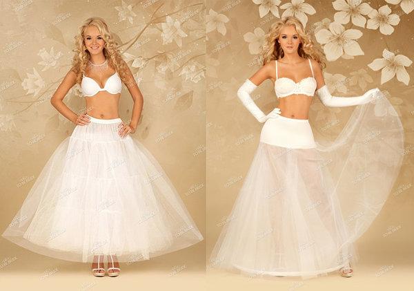 Свадебные кольца под платья