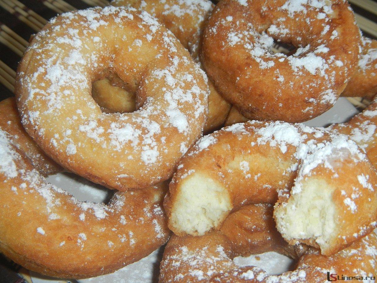 Московские пончики рецепт пошаговый рецепт