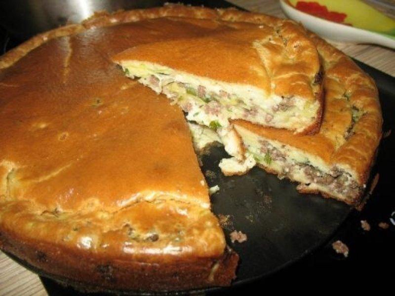 Пироги с капустой рецепты легкие