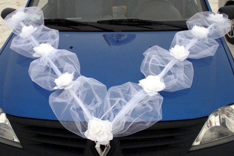 Как сшить на машину свадебное украшение на 344