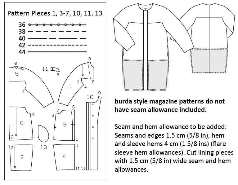 Как сшить пальто самому выкройки 73