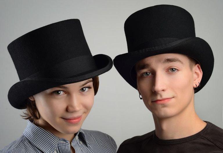 Как сделать шляпу котелок своими руками фото 31