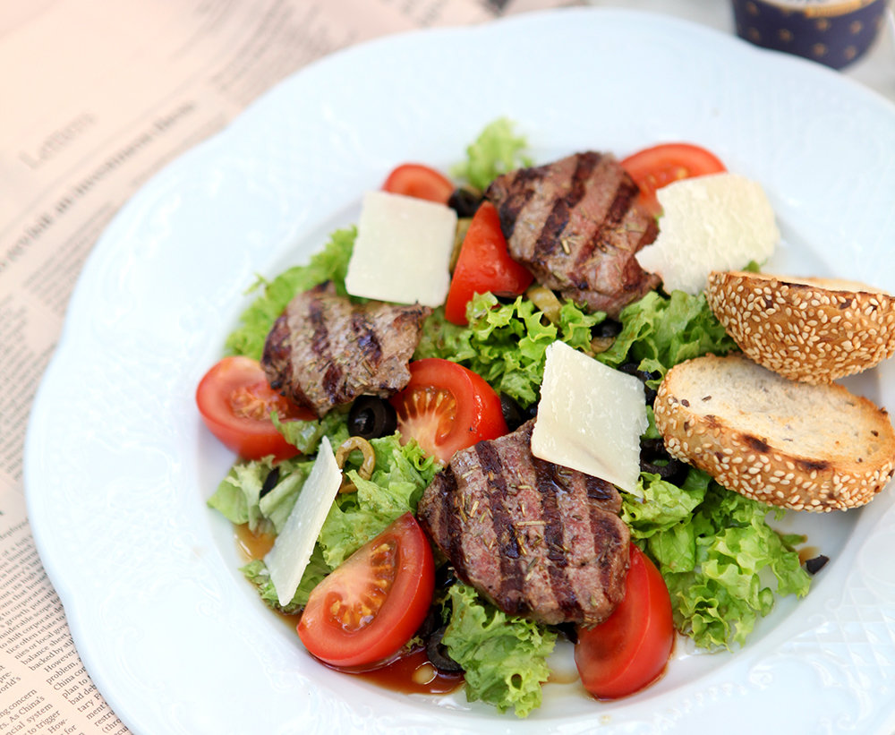 Салат к барбекю с 61