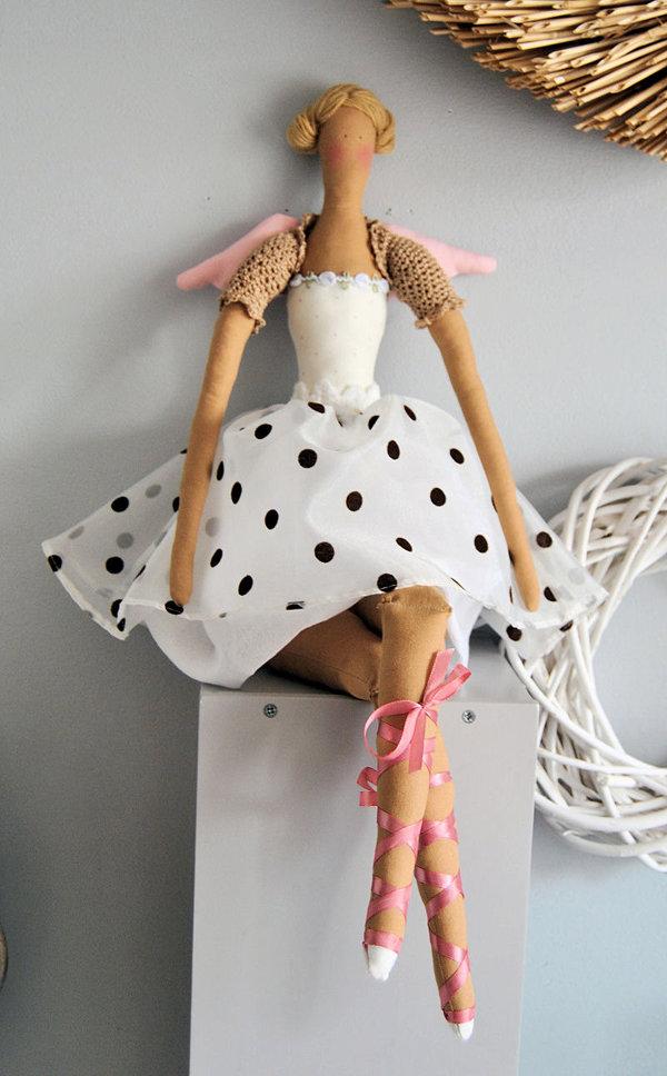 Кукла тильда мастер класс с фото