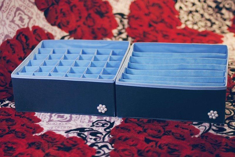 Коробка для белья своими руками мастер