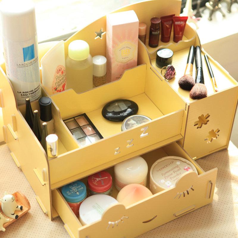 Ящик для косметики своими руками из коробки