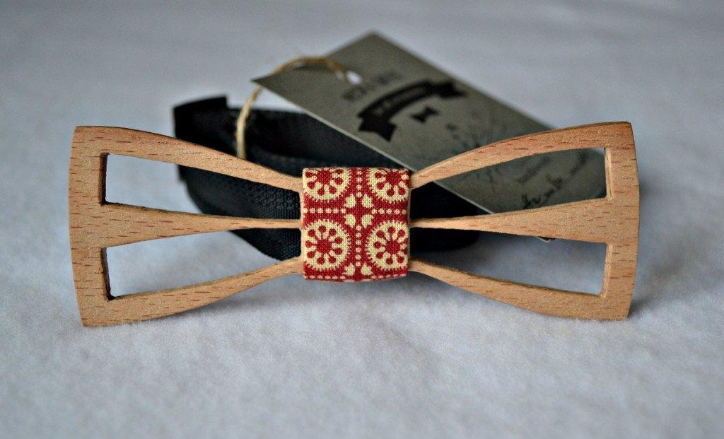 Бабочка-галстук из дерева своими руками 77