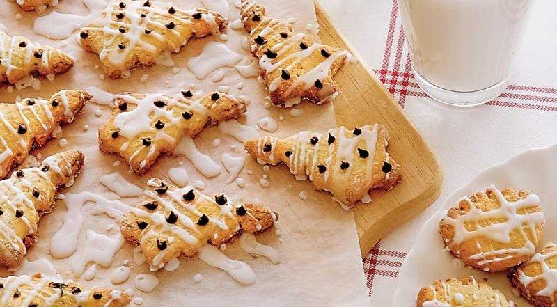 Пошаговый рецепт с фото печенье